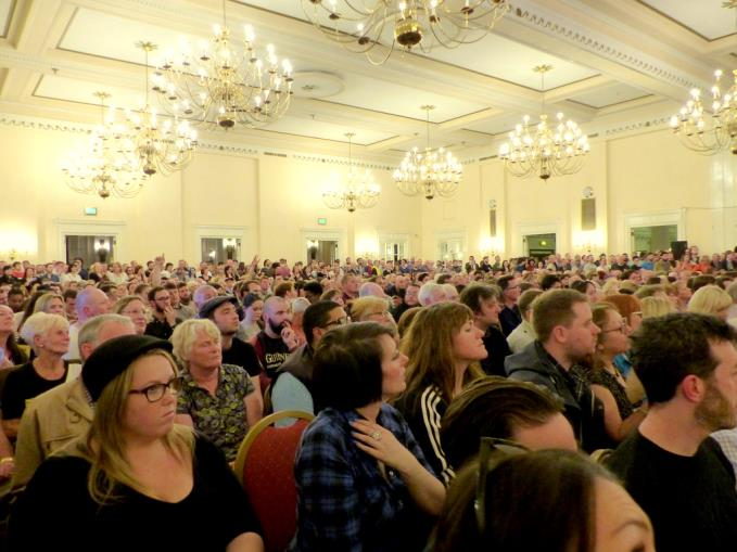 Thousands packed the Adelphi last August when Corbyn came to town
