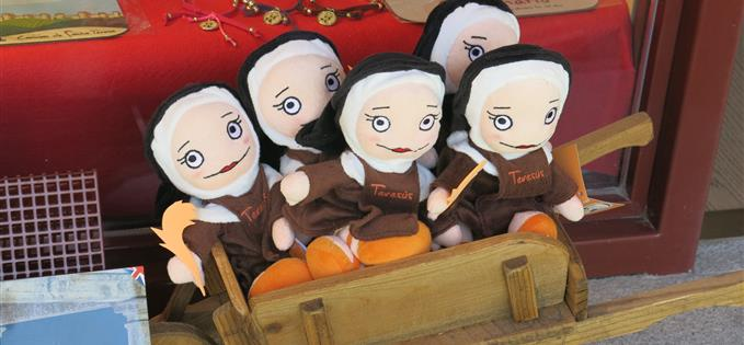 St Teresa souvenirs