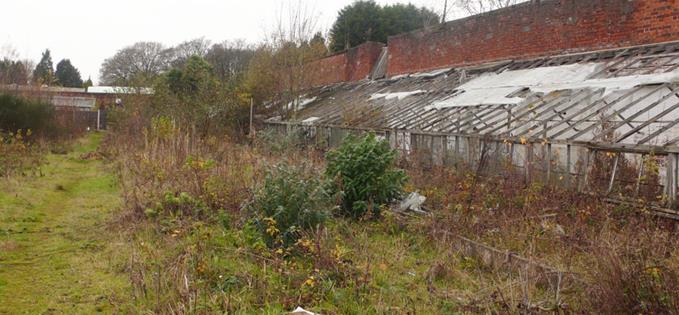 Walled Garden today