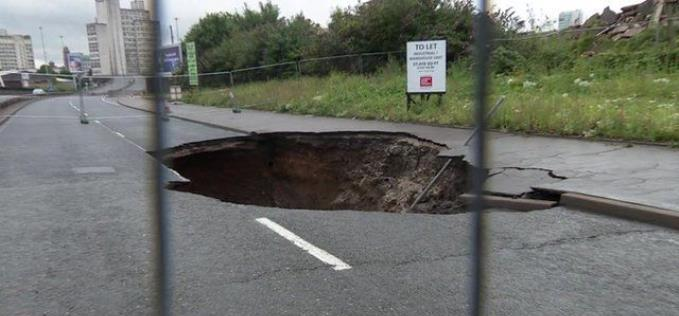 Could IoT save us from sinkholes?