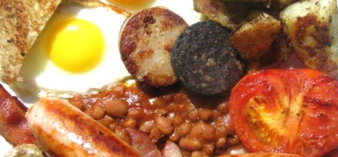 The Fry UP