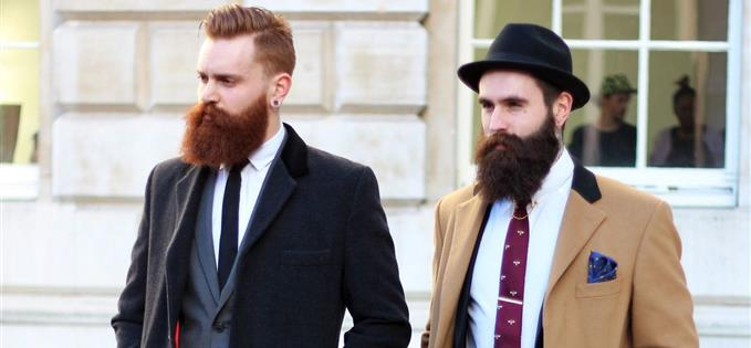 Bearded Hipsters