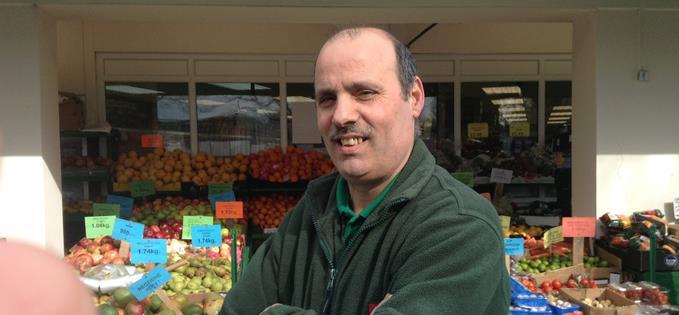 Jaber Ali, deputy manager