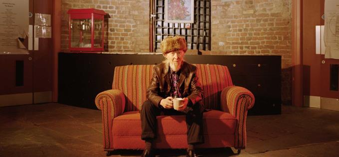 Bill Harpe, founder of the Black-E