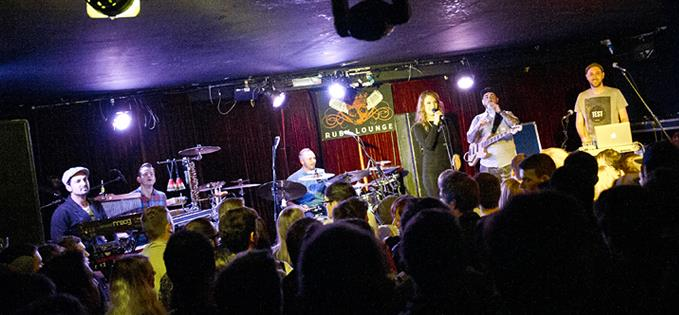 Submotion Orchestra at The Ruby Lounge
