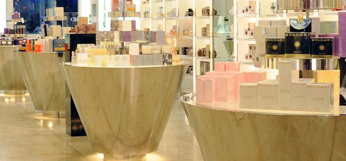 Harvey Nichols Beauty Hall