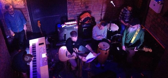 Beta Band at The Eagle Inn