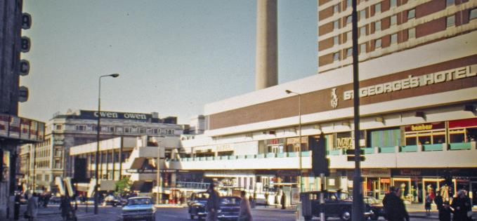 Brum do: The brutalist design by Birmingham architect James A Roberts
