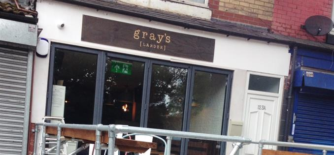 Grays on Manchester Road