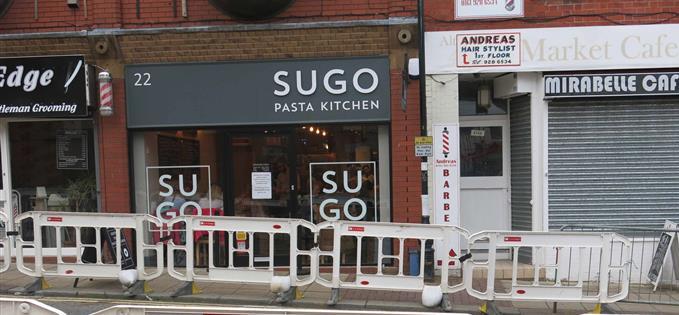 Sugo, Shaw Road
