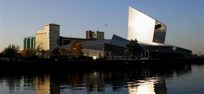 Imperial War Museum is to be one of the new tram lines six stops