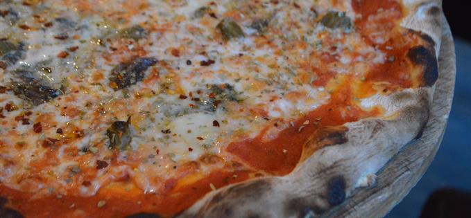 Sfiziosa pizza