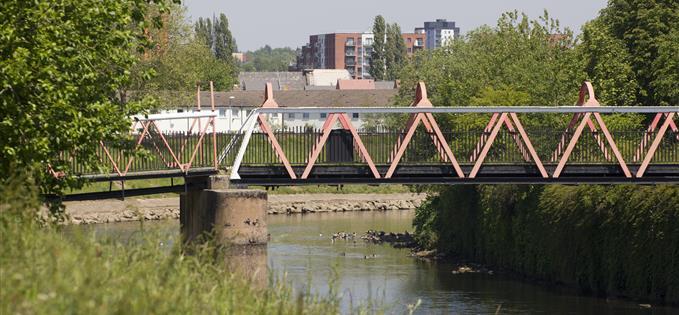 A Bridge Over The Irwell