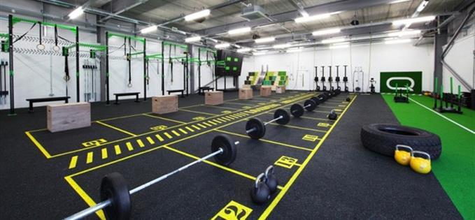 Q Dos Gyms
