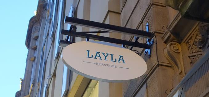 Its goodbye Michelle, hello Layla