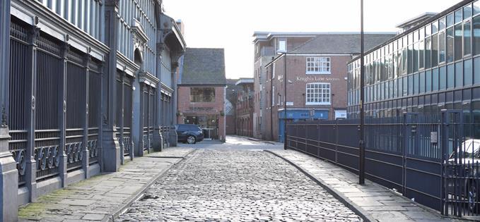 Barton Street cobbles