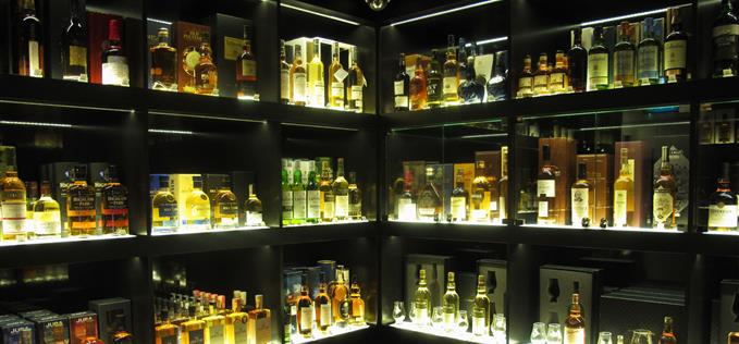 Whiskey Shop