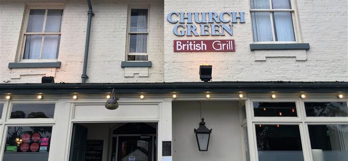 Church Green, Lymm