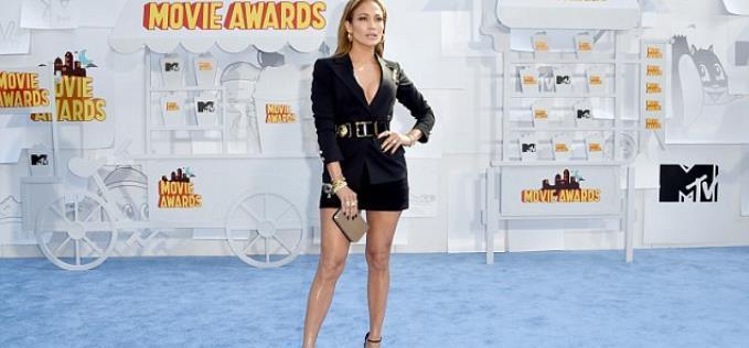 Jennifer Lopez is