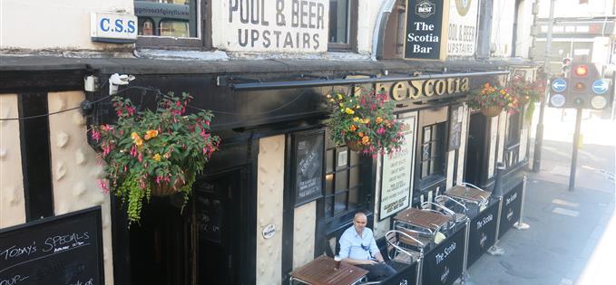 Scotia – oldest pub