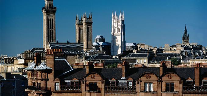 West End spires