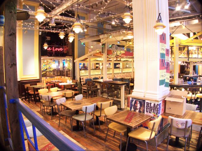 First look inside Turtle Bay, Liverpool