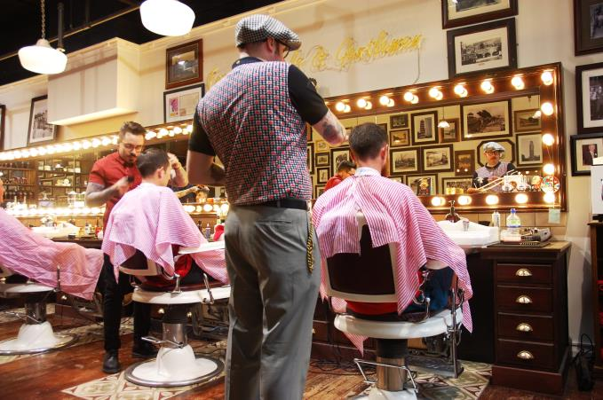 The Best Barbers In Manchester
