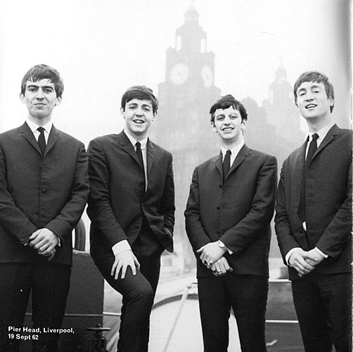 The Beatles: yesterday...