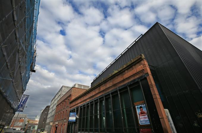 The new 7,000 sq ft venue in Seel Street