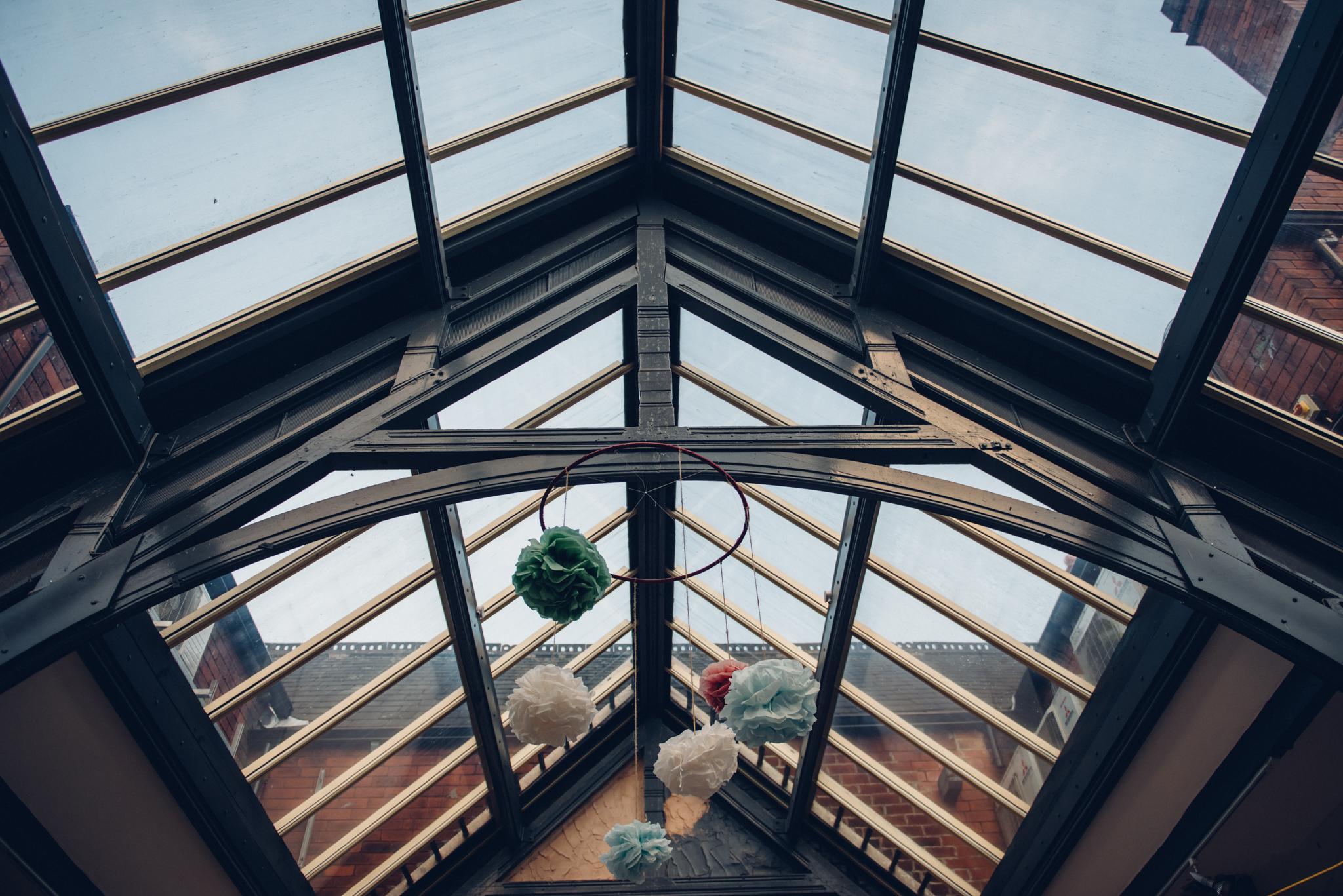 Ham & Friends First Floor Skylight