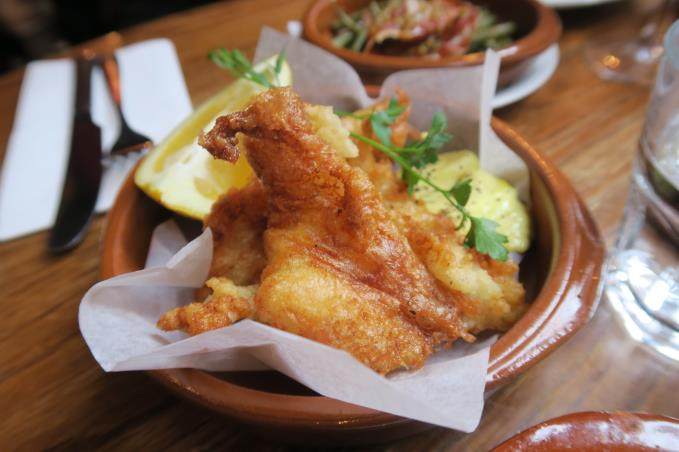 Lovely fish dish