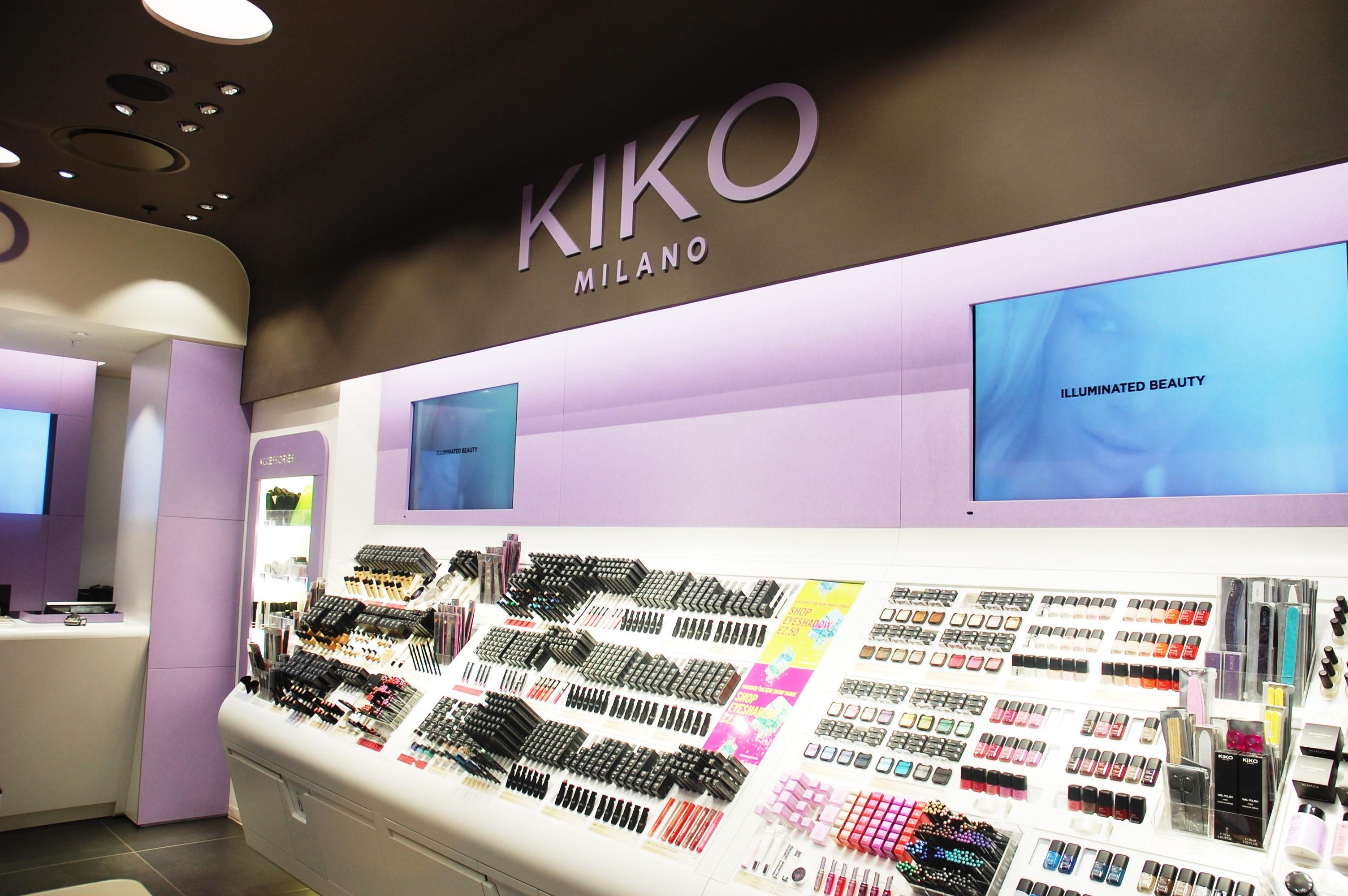 Kiko Cosmetics What S The Fuss