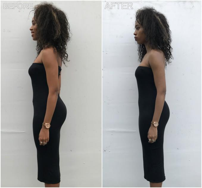 Spanx Under Your Party Dress Does It Make A Difference