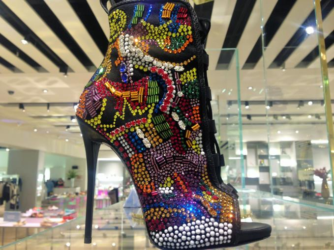 4dde65e11 Selfridges Unveil 'Biggest' Shoe Department