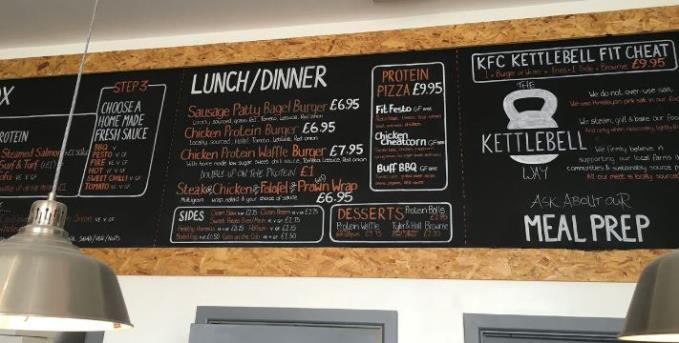 REVIEW   Kettlebell Kitchen, Ancoats - Confidentials