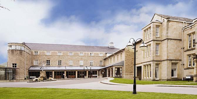 Westwood Hall Hotel