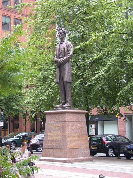 Lincoln in Manchester