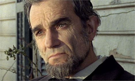 Daniel Day Lewis's Lincoln