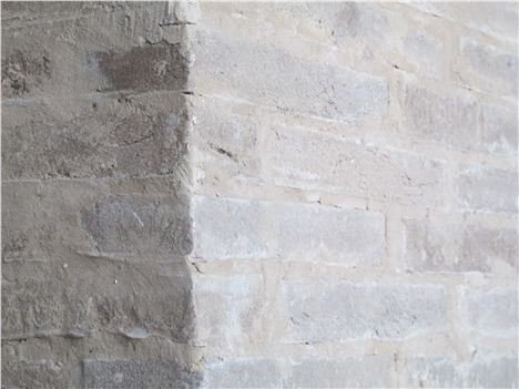 Chetham's Brick Detail On The New School