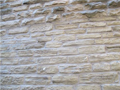 Stonework In The Old School
