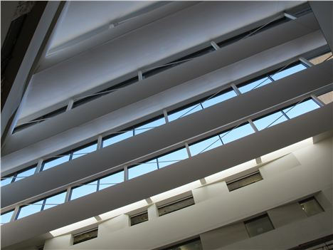 Light-Filled Main Atrium