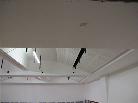 Recital Room Ceiling