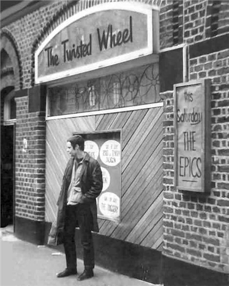 Twisted Wheel 1967 from Alex Mann - click here