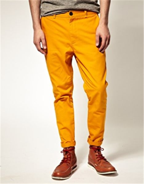 Carrot Chinos by ASOS