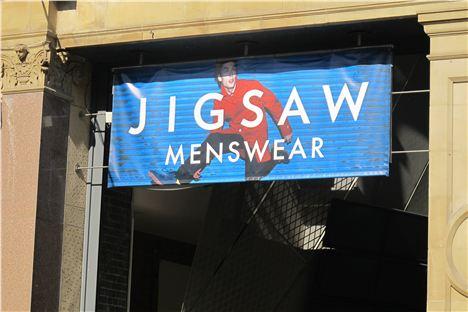 Jigsaw Menswear, Manchester