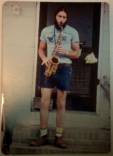 Your dad was the original sexy sax man and he%26#8217%3Bs knows the panty dropping notes to prove it.