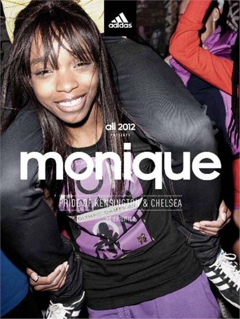 Monique Newton #TakeTheStage