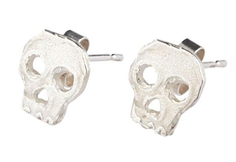 Sterling Silver Stud Earrings, Daisy Knights, £86 at Black White Denim