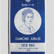 Jubilee Sick Bag