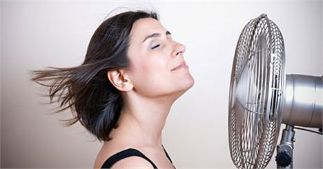 Experiencing Hot Flushes? Could Be Peri Menopause